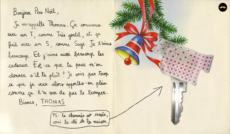 Lettre Pour Le Pere Noel.16 Lettres D Enfants Adressées Au Père Noël Qui Vont Vous