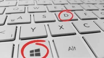 fonctions PC cachées clavier