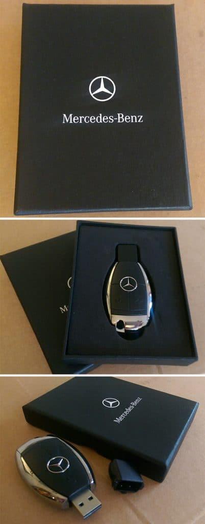 Des cadeaux de Noël empoisonnés voiture ou porte clé