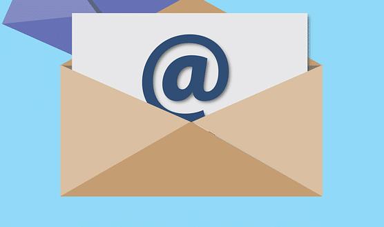 symboles communs arobase mail