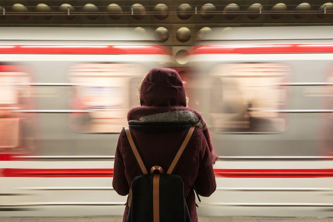 train métro transports en commun