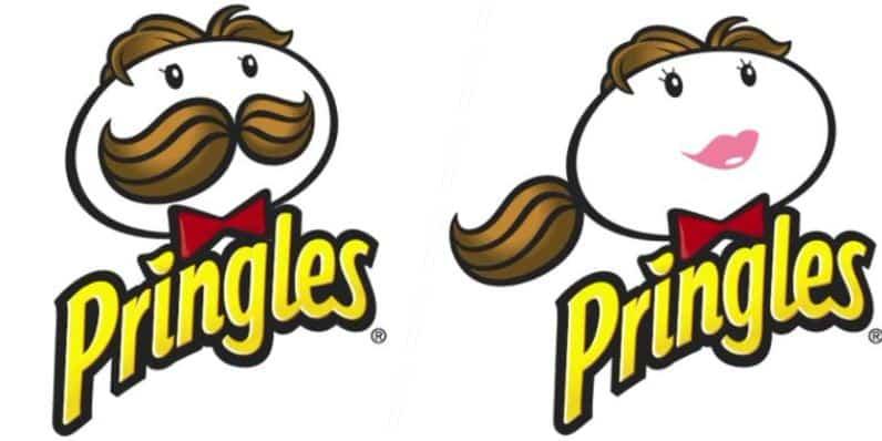 logo pringles femme