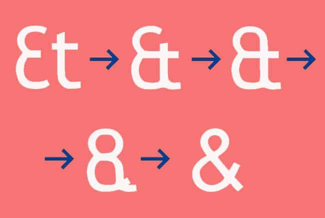 symboles communs