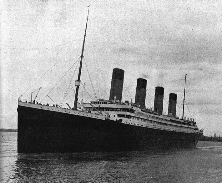 titanic bateau perles d'écoliers