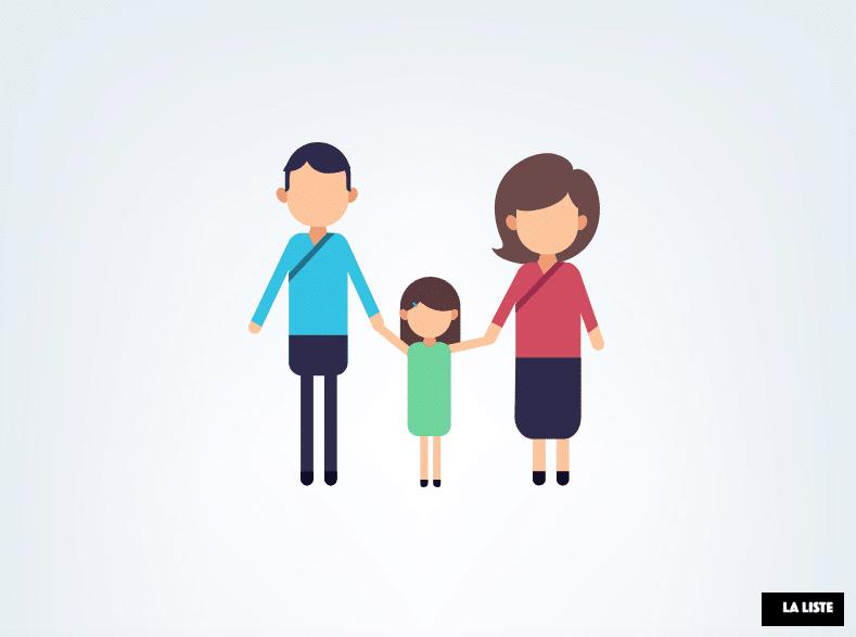 enfants parents famille