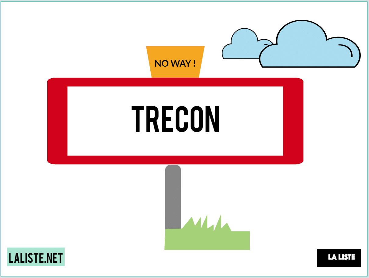 ville de Trecon commune