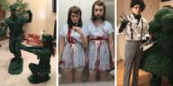 Déguisements d'Halloween