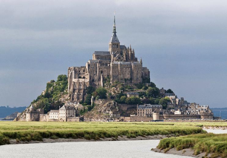 bretons mont saint michel
