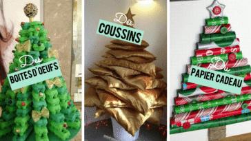 sapin de Noël écologique
