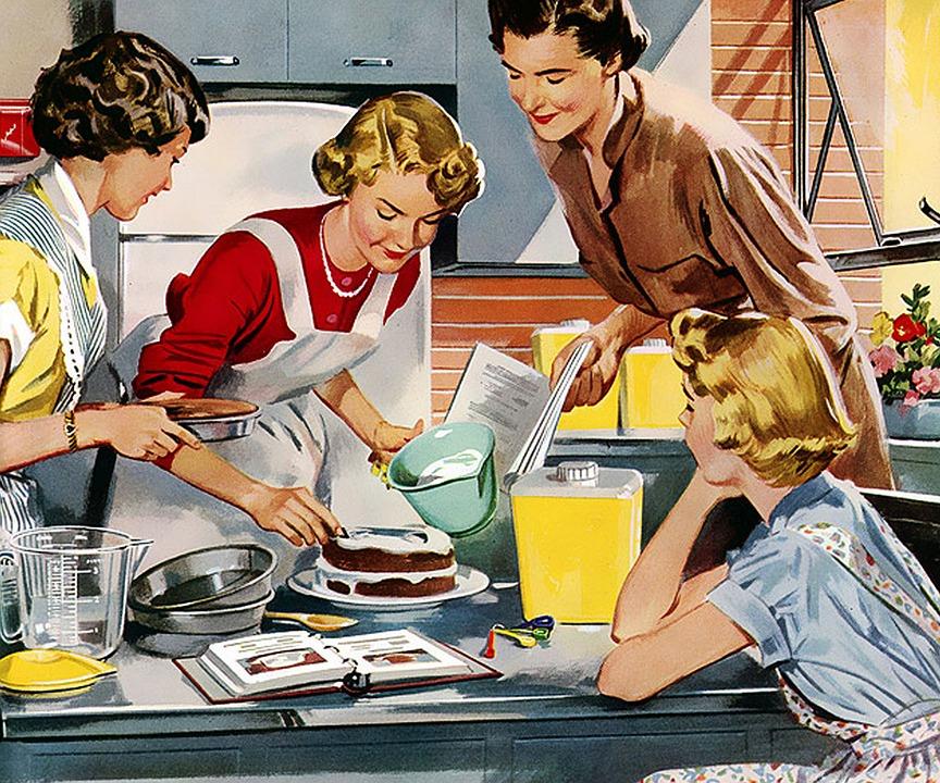 Mesdames, vous allez crier au scandale ! 10 règles de conduite extraites du Guide de la Bonne Épouse Guide-de-la-bonne-epouse-1