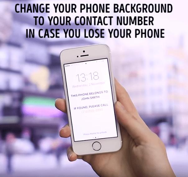 vol smartphone astuces