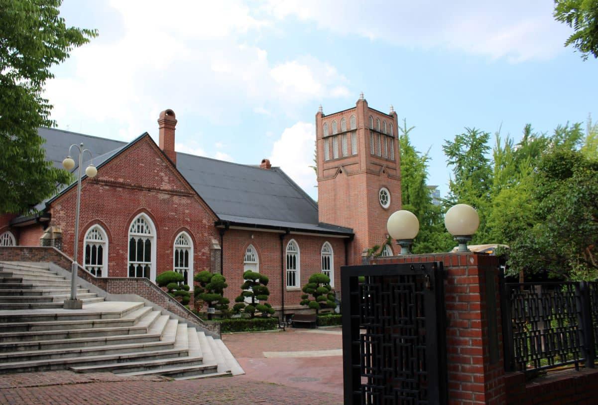 Eglise en Corée du Sud