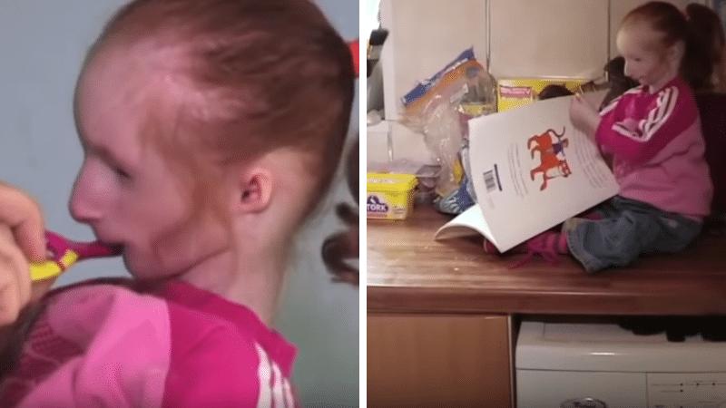 enfants étranges maladie