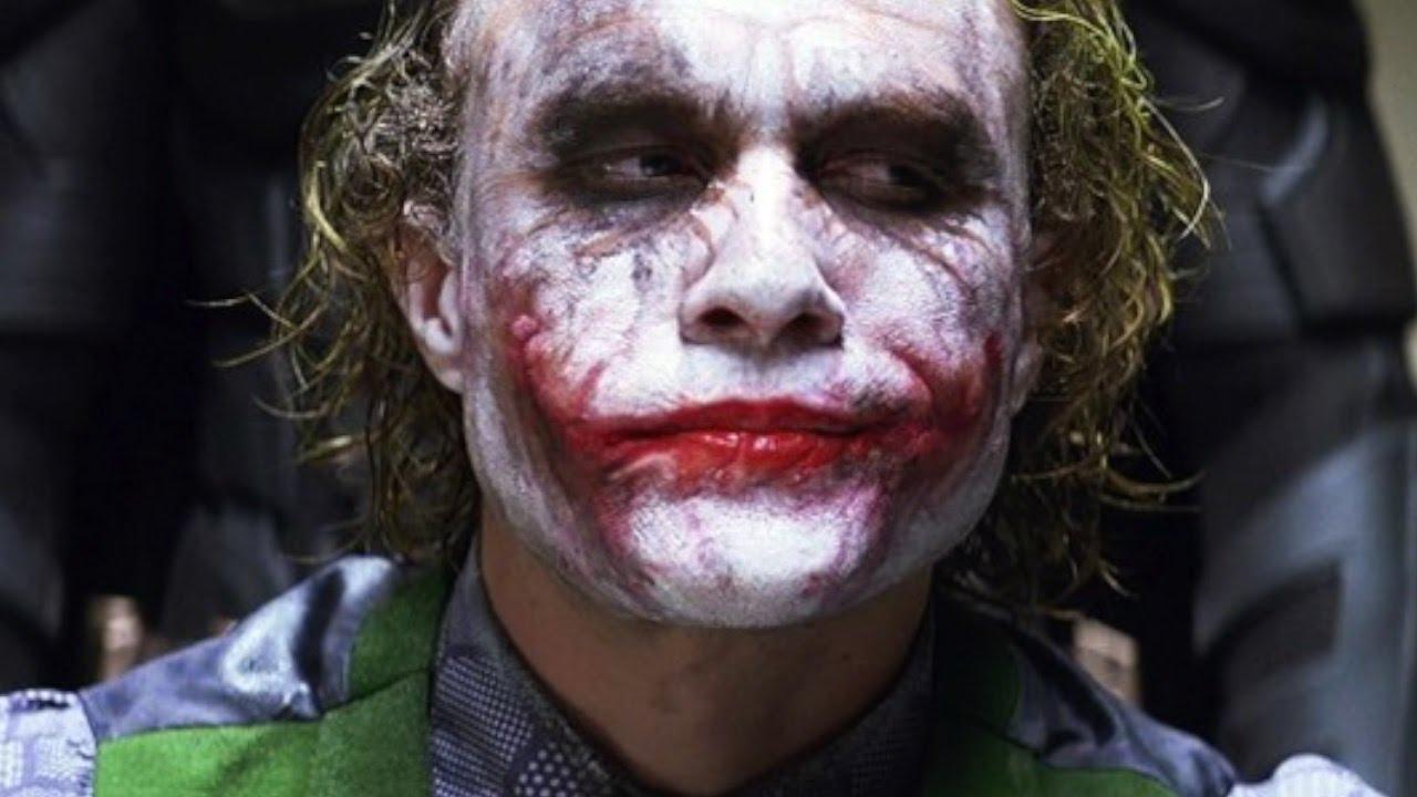 Joker cicatrices