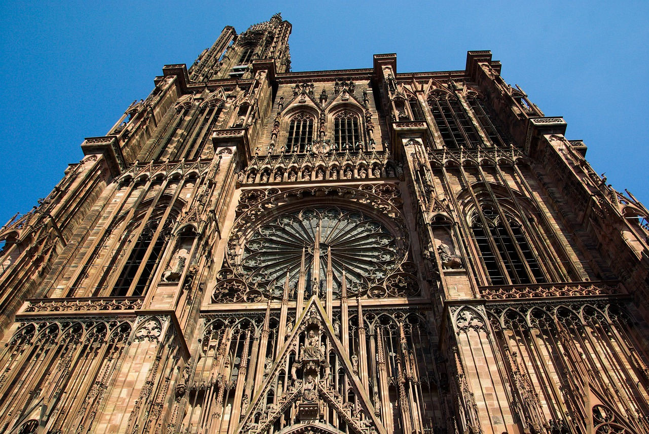 cathedrale strasbourg idees recues moyen age