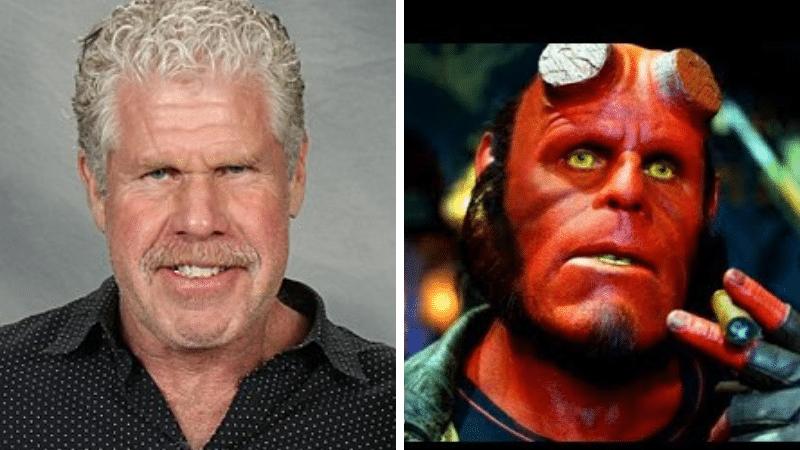 Hellboy Ron Perlman Maquillages de cinéma