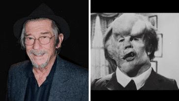 John Hurt Elephant Man maquillages de cinema