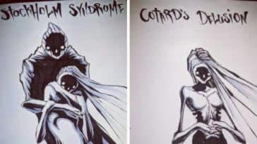 maladies mentales étranges