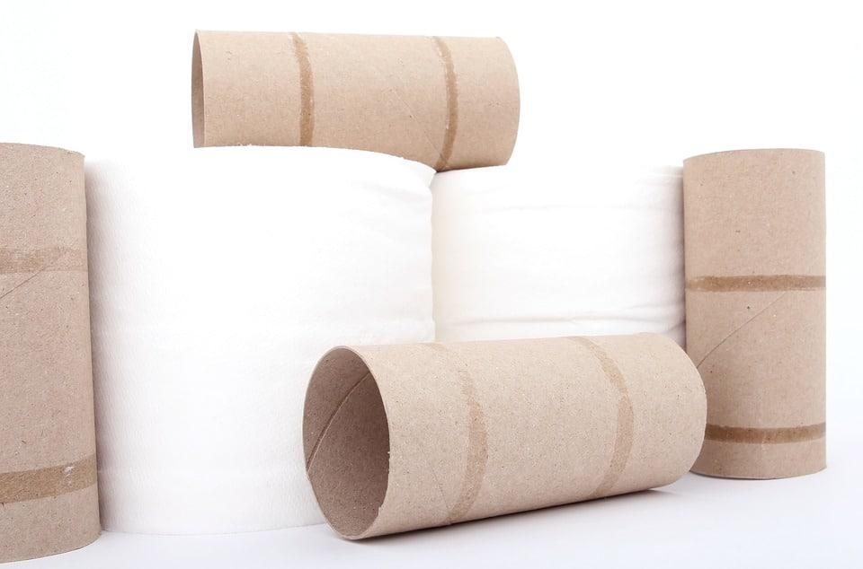papier toilette rouleau vide comportements etranges