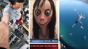 Tendances internet dangereuses drame