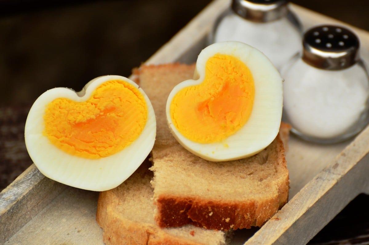 œuf dur façons cuire