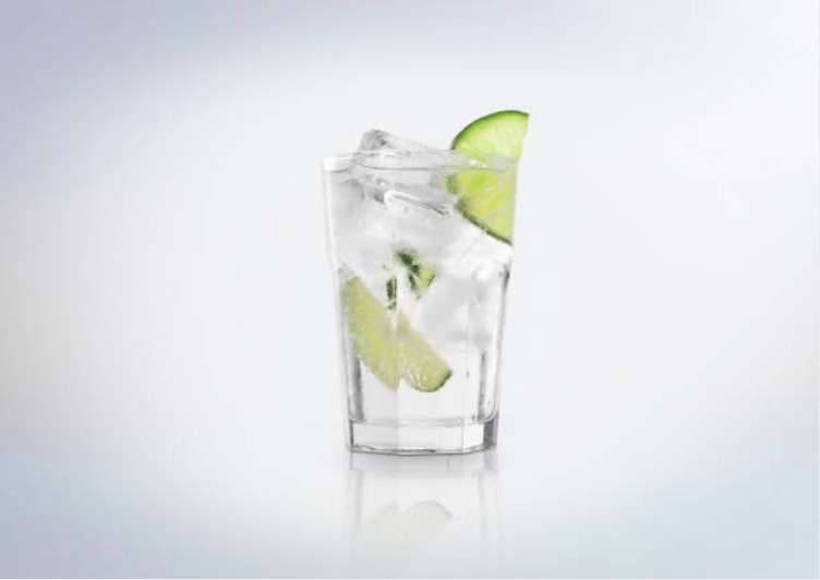 gin-tonic verre