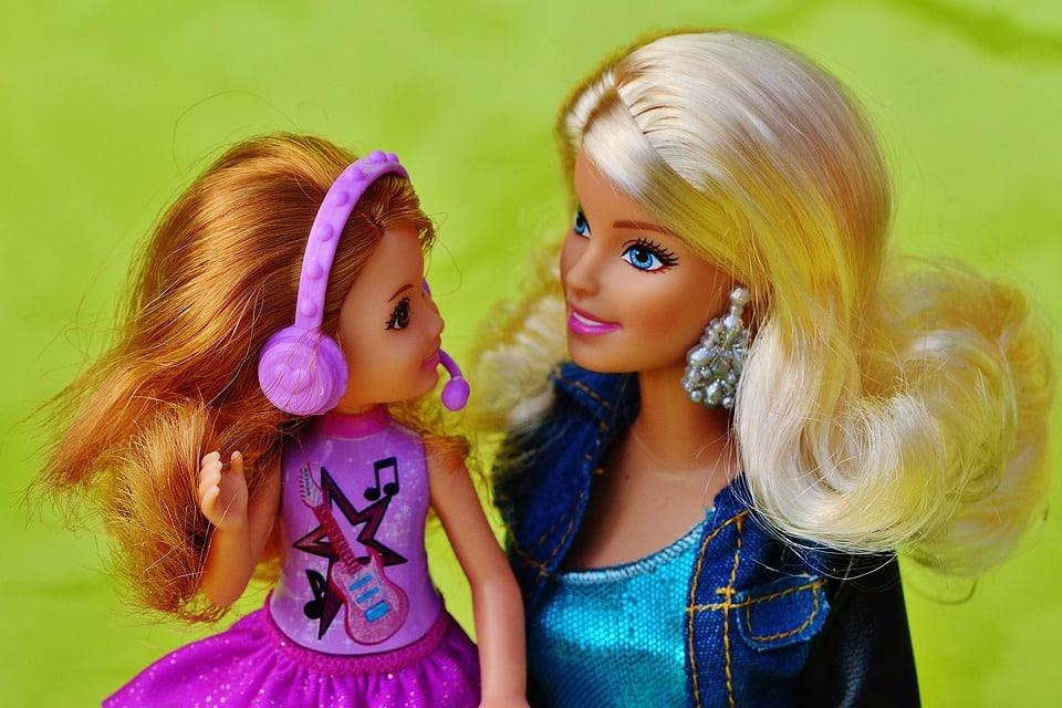jeux et jouets indémodables poupée Barbie