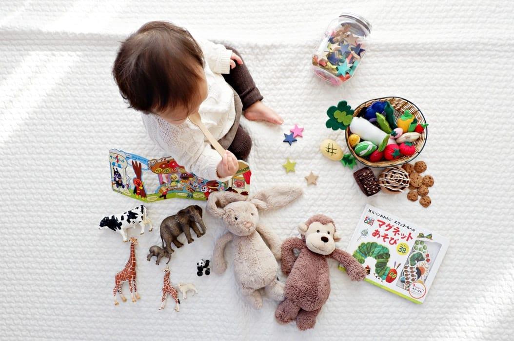bebe comment les enfants percoivent le monde