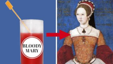 coktails legendes origines bloody mary reine marie angleterre