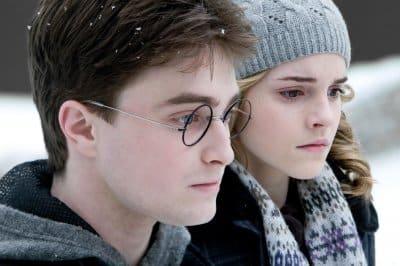 harry hermione théorie de fans