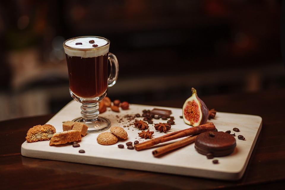 irish coffee origines cocktails