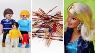 jeux et jouets indémodables