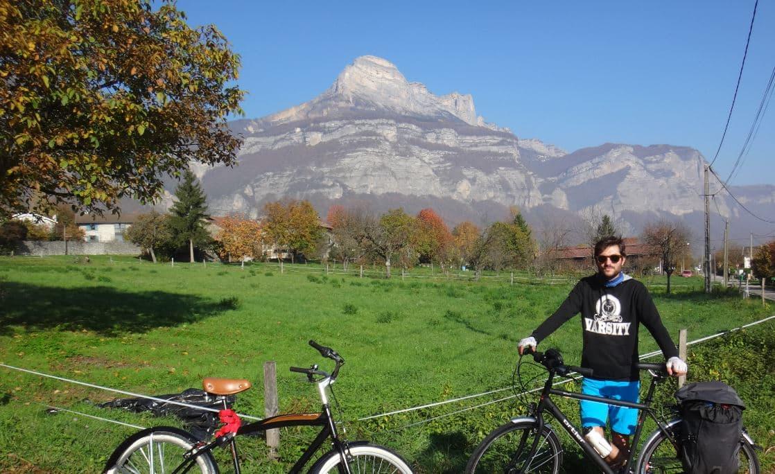 montagne cyclotourisme vélo