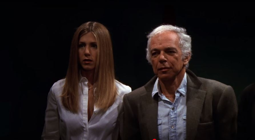 ralph lauren dans friends guest star