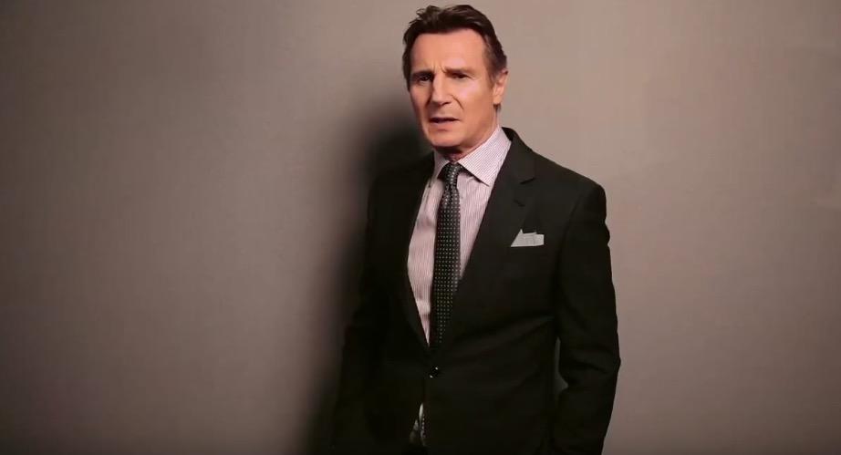 Les meilleurs costume selon Liam Neeson