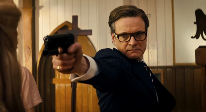 nouveau James Bond Colin Firth