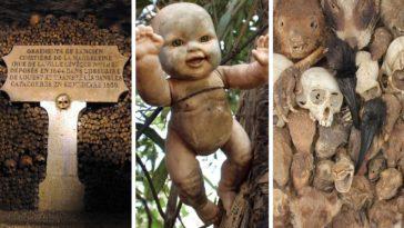 lieux les plus effrayants du monde os