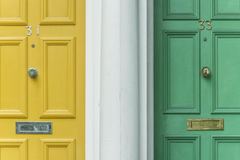 liste des choses à faire avant un déménagement portes