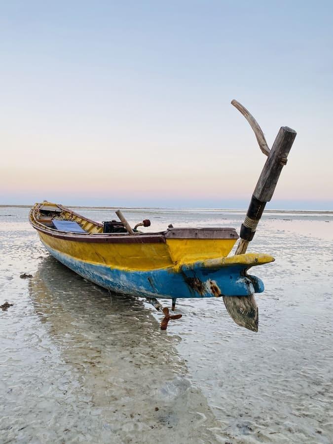 Île Andaman, proche des Sentinelles
