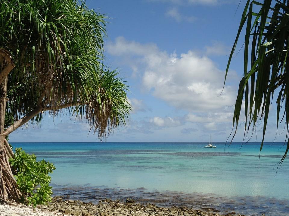 Tuvalu voyage en pays inconnu plage paradisiaque