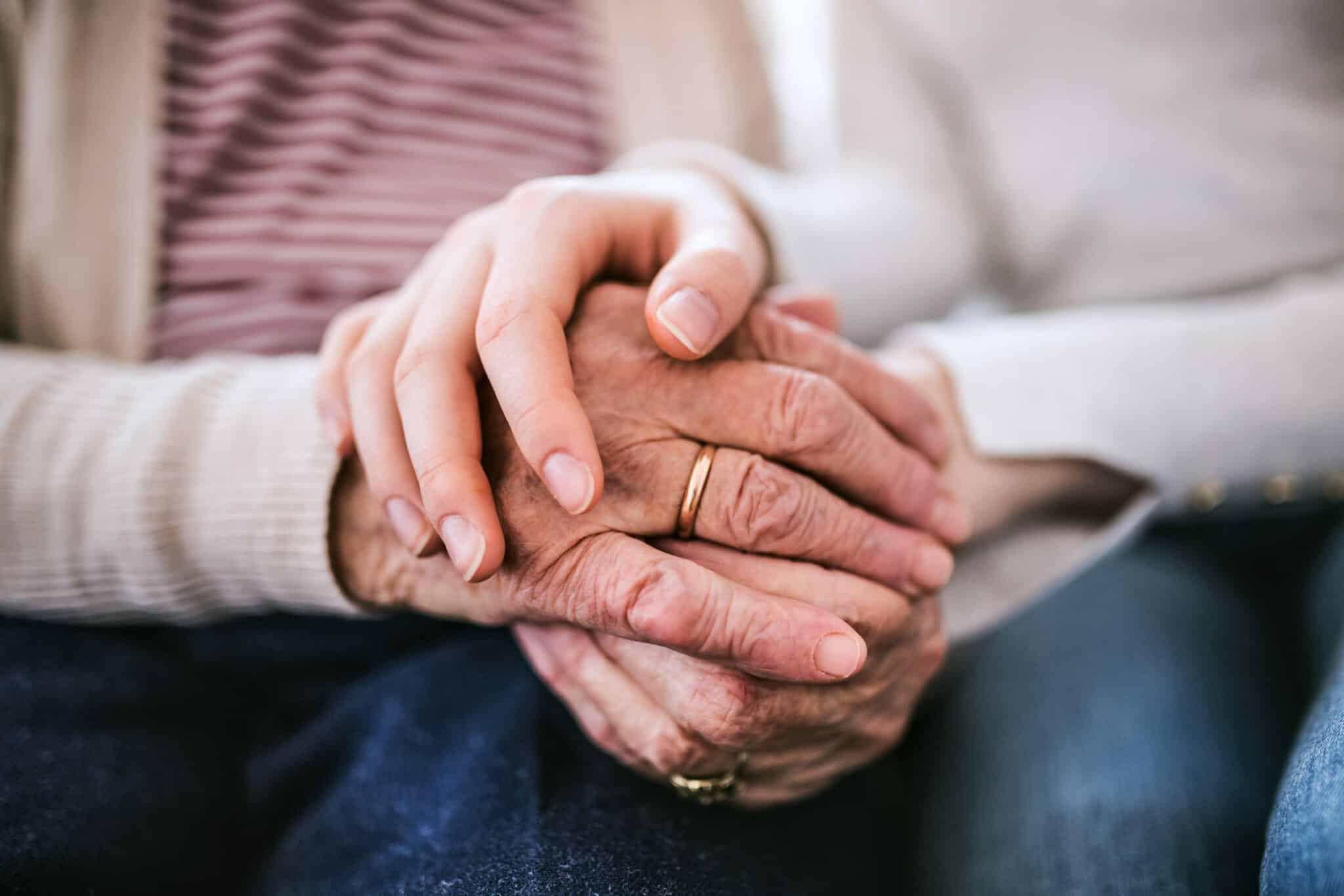 personne âgée lien social bie-être