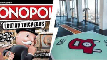 version monopoly éditions inédites insolites folles