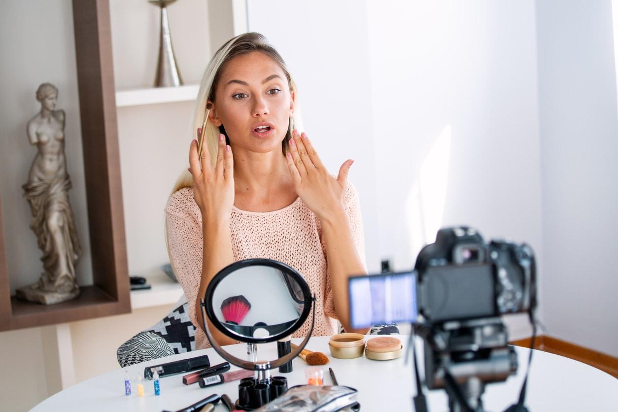 tutoriel tuto maquillage anglais