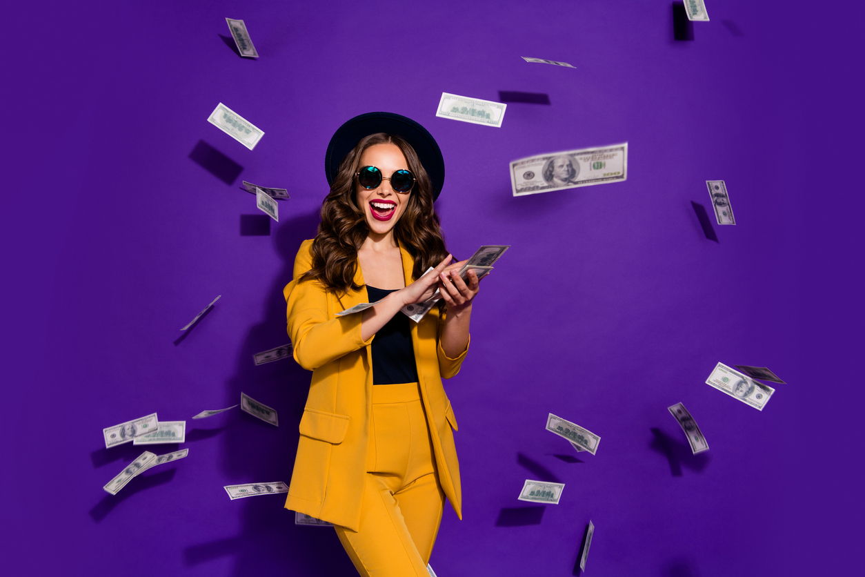 money dollar riche argent bug an 2000
