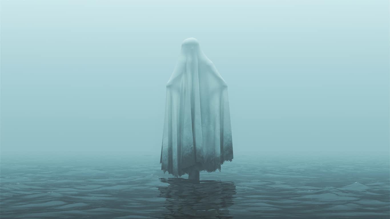 histoire terrifiantes océan fantôme