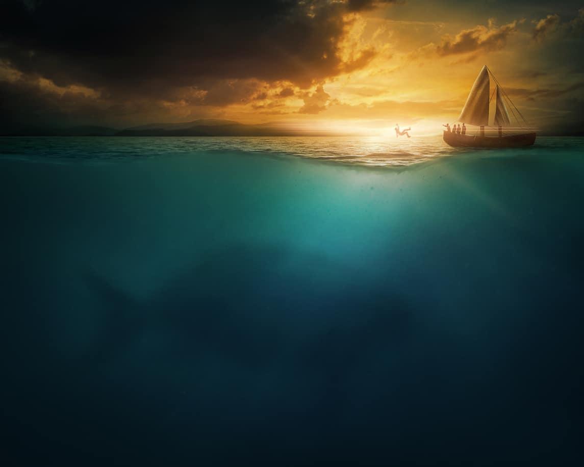 histoire terrifiantes océan fond
