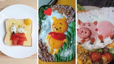 œufs œuvre d'art cuisine appétissant
