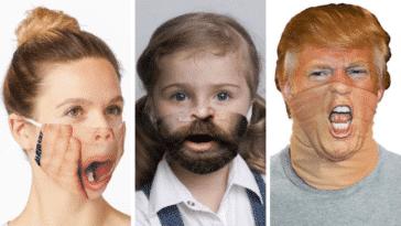 masques designs lutte covid coronavirus sarscov-2 claqué