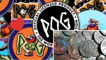 Pogs jeu cours récréaction 90 nostalgie