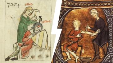 medicine remède moyen-âge medieval